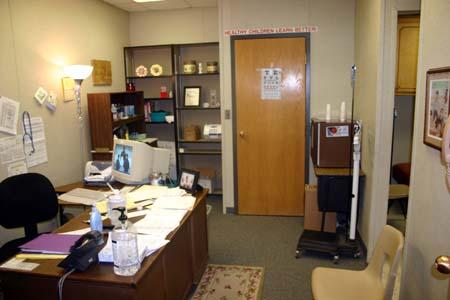 School Nurse Office Design Office